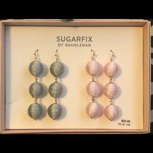 NWT Sugarfix by baublebar earrings